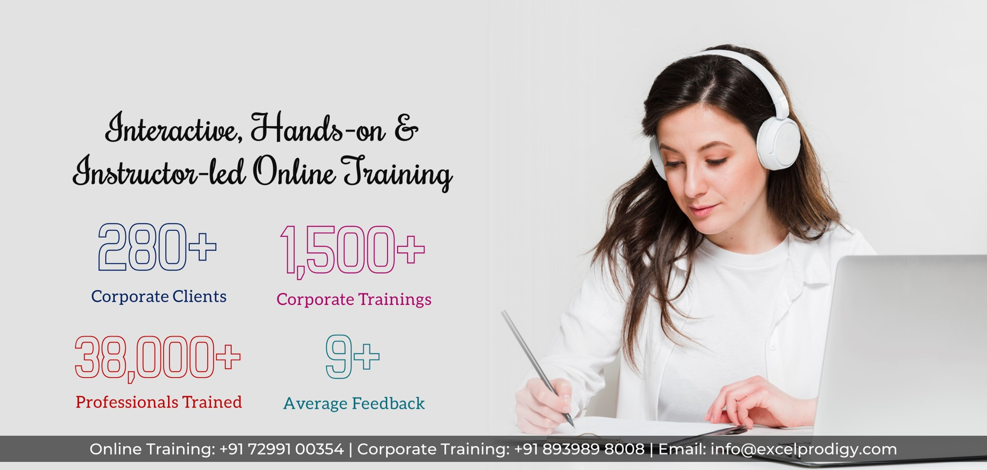 Excel Prodigy Online Taining